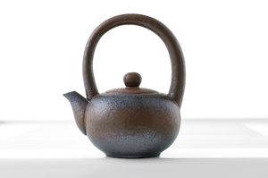 Dark Glazed Taiwanese Style Tea For One Set